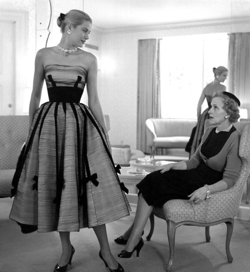 Moda w latach 50. Sukienki