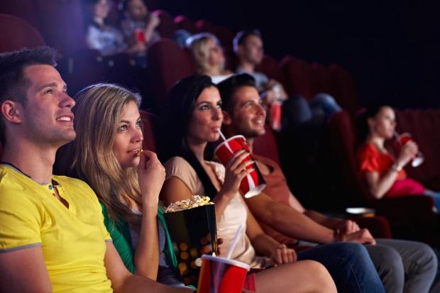 Jak zachować się w kinie?