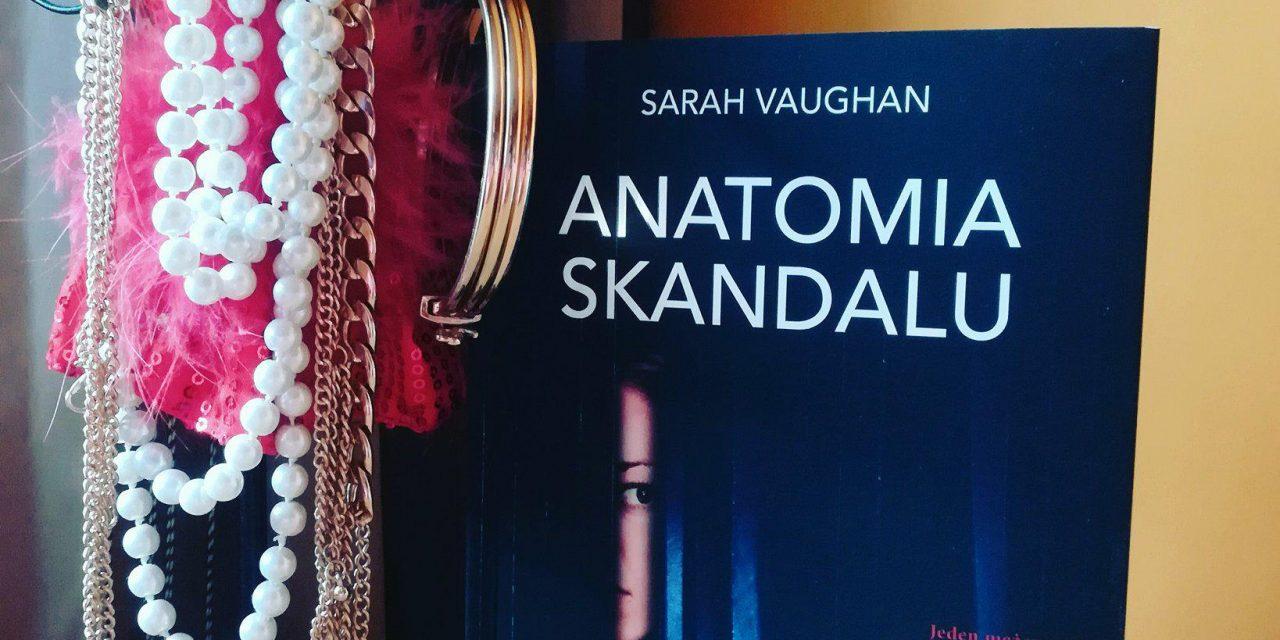 Anatomia skandalu – recenzja książki