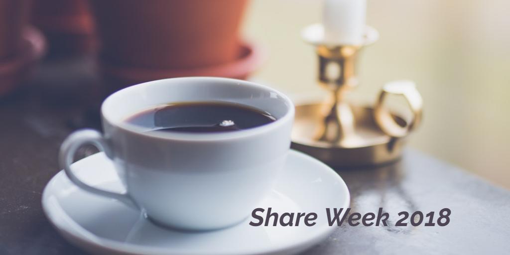 Share Week 2018 – kto mnie inspiruje?