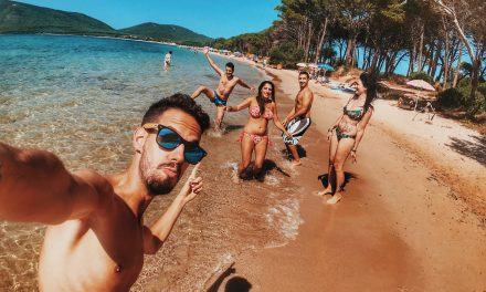 Savoir-vivre na… plaży